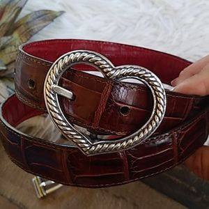 Brighton Heart Buckle Bundle Belt